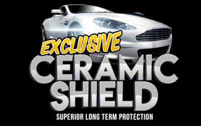 Exclusive Ceramic Shield