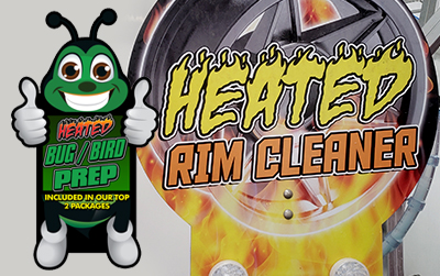 Heated Rim Cleaner