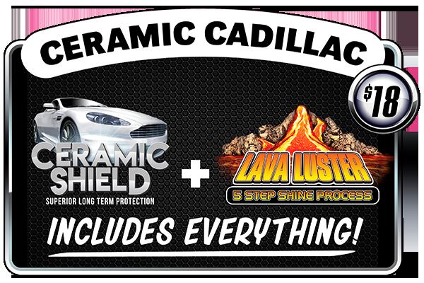 Ceramic Cadillac
