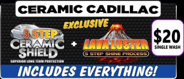 Ceramic Cadillac Package